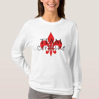 Sweat - shirt à capuche de Coraline d'équipe