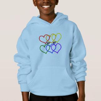 Sweat - shirt à capuche de Hanes ComfortBlend®