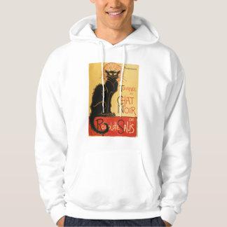 Sweat - shirt à capuche de Le Chat Noir Sweatshirts Avec Capuche