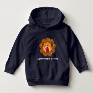 Sweat - shirt à capuche de lion de Lil