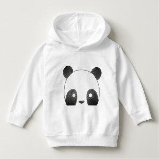 Sweat - shirt à capuche de pull d'ours panda