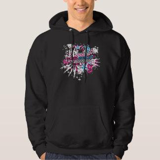 Sweat - shirt à capuche de punk rock pulls avec capuche