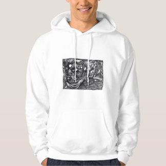 Sweat - shirt à capuche de rêve de mère de Grendel
