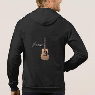 Sweat - shirt à capuche de Sleveless de guitares