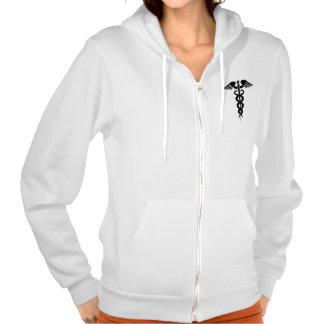 Sweat - shirt à capuche de soins sweatshirts avec capuche