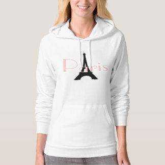 Sweat - shirt à capuche de Tour Eiffel de Paris