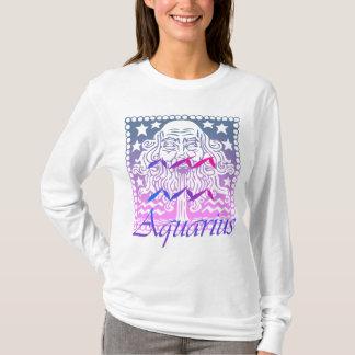 Sweat - shirt à capuche de Verseau de zodiaque