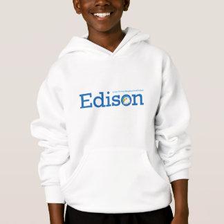 Sweat - shirt à capuche d'Edison d'enfants