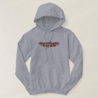 Sweat - shirt à capuche d'hymne de tableau de bord
