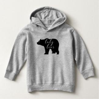 """sweat - shirt à capuche """"d'ours de bébé"""""""