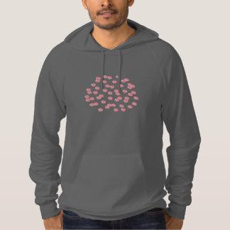 Sweat - shirt à capuche du pull des hommes avec le
