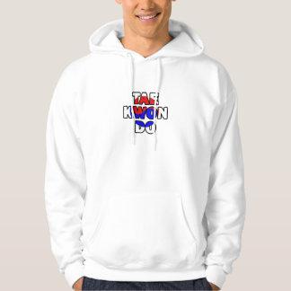 Sweat - shirt à capuche du Taekwondo