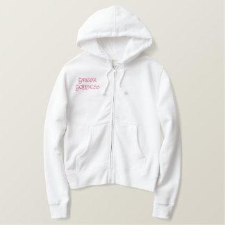 Sweat - shirt à capuche GREC de DÉESSE