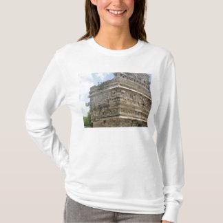 Sweat - shirt à capuche maya de ruine