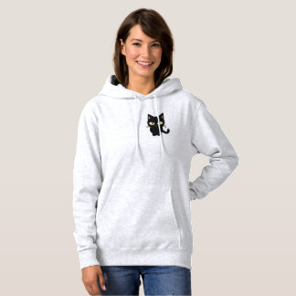sweat - shirt à capuche mignon de chat