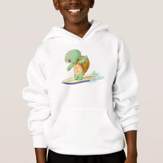 Sweat - shirt à capuche mignon de Kawaii de tortue