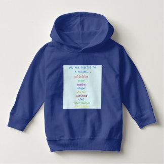 Sweat - shirt à capuche mignon de petit garçon