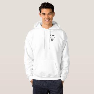 Sweat - shirt à capuche officiel de geek de rugby