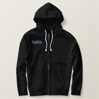 Sweat - shirt à capuche Sherpa-Rayé de fermeture Sweatshirts