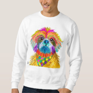 Sweat shirt de Shih Tzu