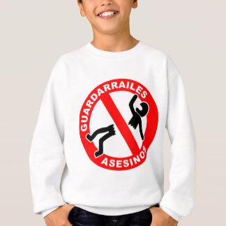 Sweatshirt 384 Guardarrailes Asesinos