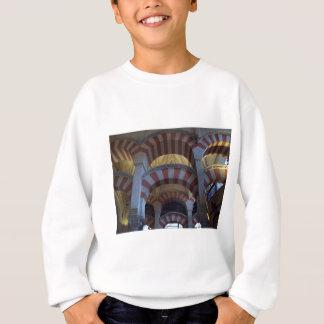 Sweatshirt à l'intérieur de la Mezquita