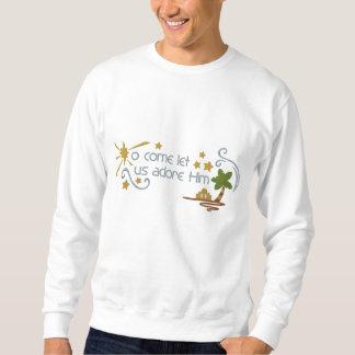 Sweatshirt Adorez-le