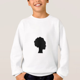 Sweatshirt Afro naturel