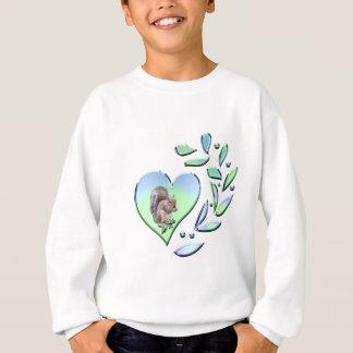 Sweatshirt Amant d'écureuil