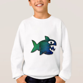 Sweatshirt Amorce de requin