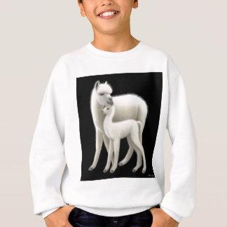 Sweatshirt Amour d'alpaga