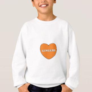 Sweatshirt Amour de gingembre