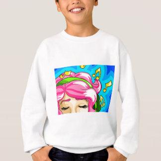 Sweatshirt Amour de musique