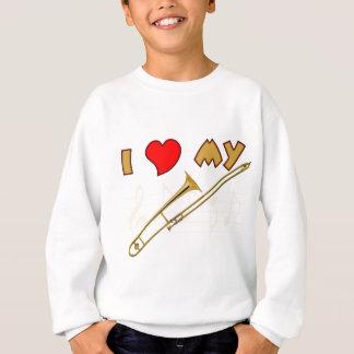 Sweatshirt Amour de trombone