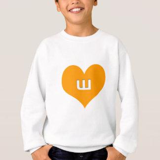 Sweatshirt Amour de Wattpad