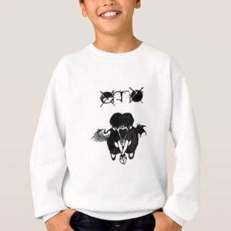 Sweatshirt Amour d'Emo