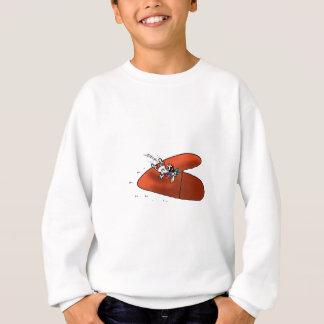 Sweatshirt Amour impossible - piège d'amour