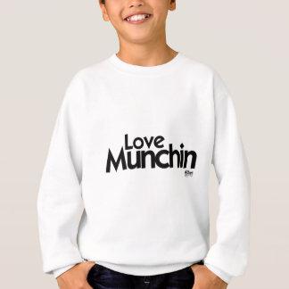Sweatshirt Amour Munchin par le seau de nuque