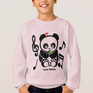 Sweatshirt Amour Panda®