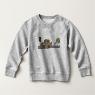 Sweatshirt Amusement de voiture