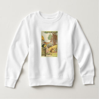 Sweatshirt Animaux de ferme de livre d'histoire