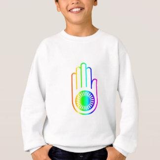 Sweatshirt Arc-en-ciel Ahimsa