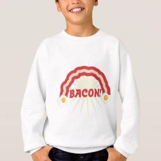 Sweatshirt Arc-en-ciel de lard