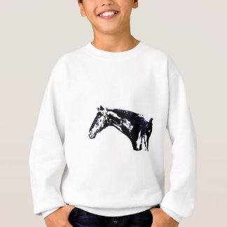 Sweatshirt Art de bruit de cheval