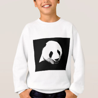 Sweatshirt Art de bruit de panda