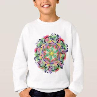 Sweatshirt Art de mandala -
