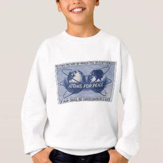 Sweatshirt Atomes pour la paix