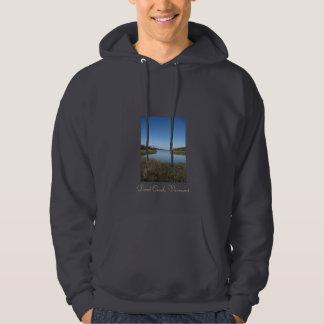 Sweatshirt avec les photos originales du Vermont
