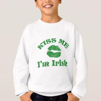 Sweatshirt Baiser d'Irlandais