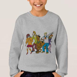 Sweatshirt Bande entière 13 Mystery Inc